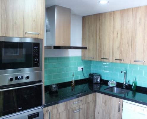 Proyecto reforma cocina en Salamanca